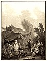 Village wedding C-M Descourtis after N-A Taunay 1785.jpg