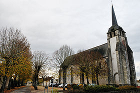 L'église Saint-Euverte