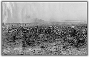 Jack Turner (photographer) - Turner's photograph from the Battle of Vimy Ridge