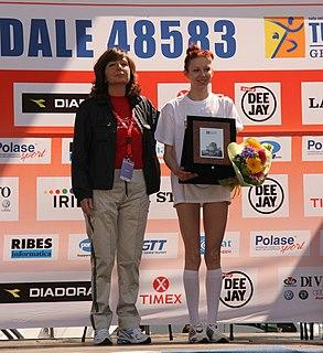Vincenza Sicari Italian long-distance runner