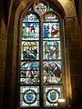 Vineuil-Saint-Firmin (60), église Saint-Firmin, verrière n° 4.JPG