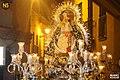 Virgen de la Cabeza (Sevilla) en su paso.jpg