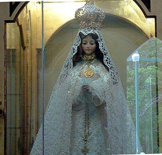 Virgen del Valle town in Venezuela
