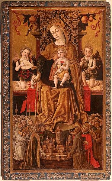 File:Vittore crivelli, madonna della misericordia.jpg