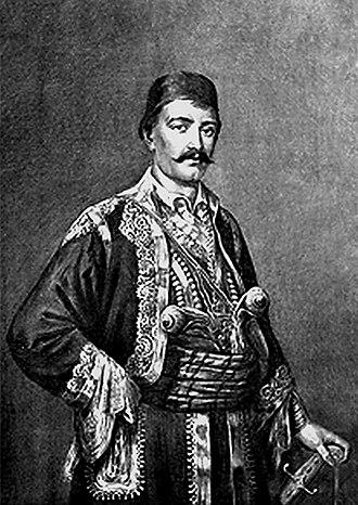 Milan Obrenović (revolutionary) - Милан Обреновић