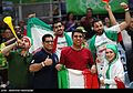 Volleyball, match between Iran and Egypt at the Olympic Games in 2016 31.jpg