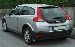 Volvo C30 - 2006–2008 Volvo C30 2.0 D, Germany