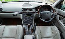 Pre Facelift Interior Uk