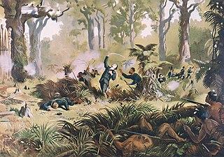 Tītokowarus War military conflict