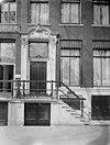 voorgevel, ingangspartij - amsterdam - 20017165 - rce