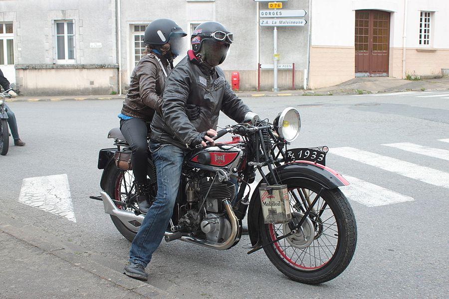 Terror RL, 500cc, 1933.