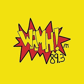WAMH - Image: WAMH 89.3