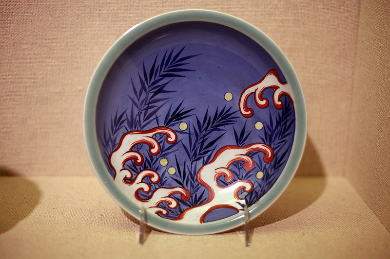 WLA brooklynmuseum Japanese Bowl 18th century Porcelain