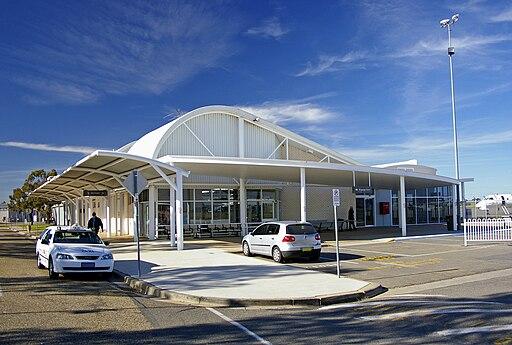 Wagga Wagga Airport (June 2009)