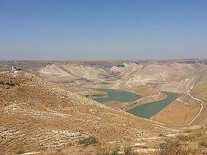 Wahda Dam Jordan Syria.jpg