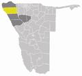 Wahlkreis Opuwo in Kunene.png