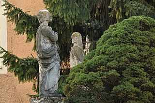 Statues of Saint Peter and Saint Paul, Waldneukirchen