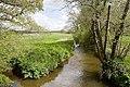 Wallington River approaching Boarhunt Road - geograph.org.uk - 1283243.jpg