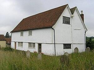 Historic Chapels Trust - Image: Walpole (Suffolk) Congregational Chapel geograph.org.uk 68604