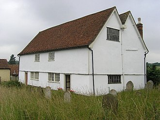 Historic Chapels Trust - Image: Walpole (Suffolk) Congregational Chapel geograph.org.uk 68604