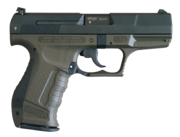 Walther P99, a semi-automatic pistol from late 1990s