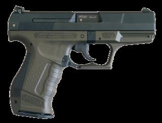 Walther P99 Semi-automatic pistol
