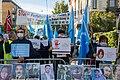 Wang Yi visit protests Oslo 2020 (155631).jpg