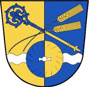 Holtgast - Image: Wappen Holtgast