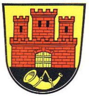 Horneburg - Image: Wappen Horneburg