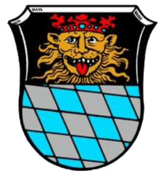 Rain, Swabia - Image: Wappen Rain (Lech)