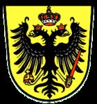 Das Wappen von Erlenbach a.Main