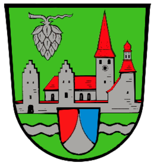 Kinding - Image: Wappen von Kinding