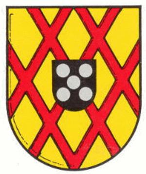 Krickenbach - Image: Wappen von Krickenbach