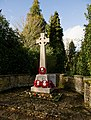War Memorial, Thursley Road - geograph.org.uk - 1608605.jpg
