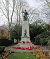 War Memorial, Vicarage Gardens, Fulham - London. (6441097013).jpg