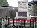 War memorial, Abergwaun-Fishguard - geograph.org.uk - 290730.jpg