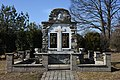 War memorial in Kroatisch Ehrensdorf Kriegerdenkmal.JPG