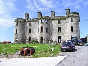 Henry Folliott, 1st Baron Folliott - Ruins of Wardtown Castle, Ballyshannon, County Donegal