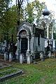 Warszawa Reduta Wolska - cmentarz prawosławny - kaplica grobowa 02.jpg