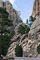 Washington's profile, Mt Rushmore (328817048).jpg