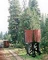 Water Tank, McCloud, CA 2000 (6309694675).jpg