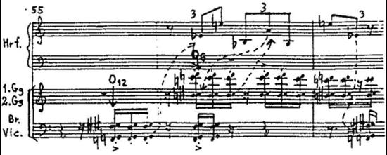 Webern Symphony Example 10.png
