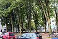 Weiße Stadt - Baudenkmal Cusanusstr. Parkanlage.jpg