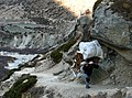 Weight and Size doesn't matter for Sherpa People near Dingboche.jpg