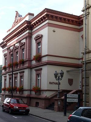 Weilburg - Weilburg's Town Hall