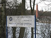 Welcome to Bangour Village Hospital - geograph.org.uk - 1735271.jpg