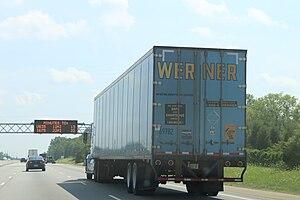Werner Enterprises tractor & trailer csa compliance