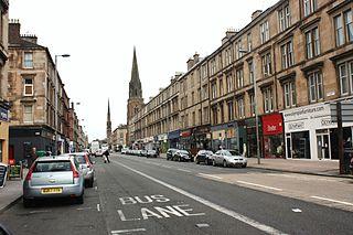 Hillhead (ward) Human settlement in Scotland