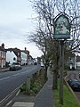 West Malling Village Sign - geograph.org.uk - 1176919.jpg