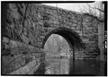 West Portal from east. - Morris Canal, Delaware River Portal, Phillipsburg, Warren County, NJ HAER NJ,21-PHIL,1-A-3.tif